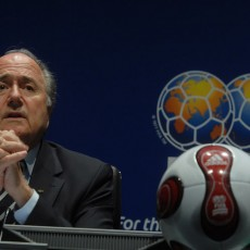 Ex-FIFA Head Sepp Blatter Endorses Morocco For 2026 World Cup Bid Over U.S.