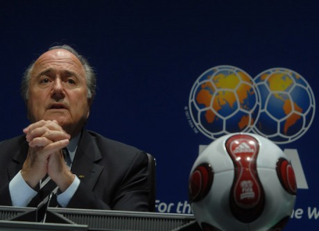 Ex-FIFA Head Sepp Blatter Endorses Morocco For 2026 World Cup Bid Over U.S.