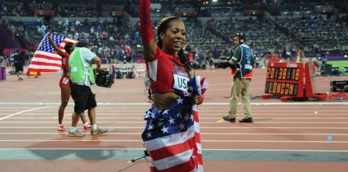 Sanya Richards-Ross, Gold Medalist Olympic Sprinter, Praises The Power Of Juicing With Fruits & Vegetables | EXCLUSIVE