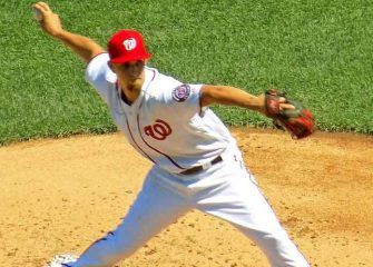 Nationals Trade Pitcher A.J. Cole To Yankees For Cash