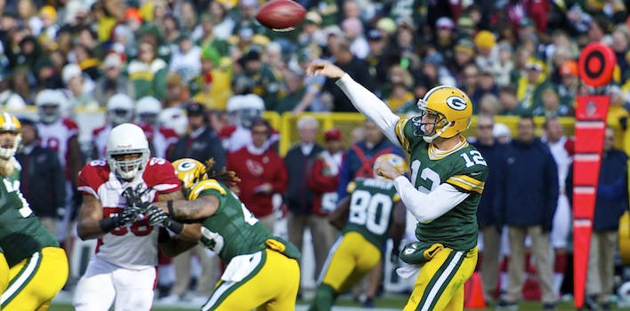 Aaron Rodgers Pulls Out Of Pro Bowl