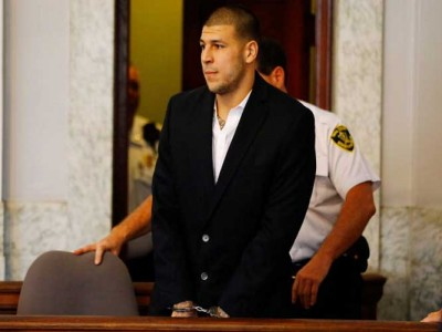 Aaron Hernandez's Family Drops CTE Suit Against NFL – For Now