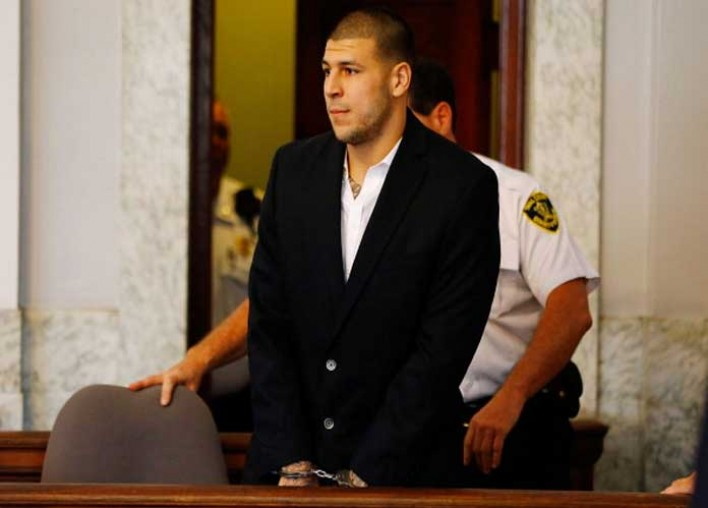 Aaron Hernandez Had Severe Case Of CTE, Research Shows