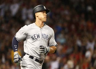 Watch: Aaron Judge Hits 50th HR To Break Single-Season Rookie Record