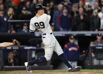 Aaron Judge Three-Run Homer Leads Yankees To 8-6 Win Over Orioles