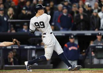 Aaron Judge Is Quickest Player In MLB History To Log 60 Career Home Runs [VIDEO]