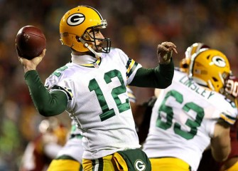 Watch: Aaron Rodgers Throws Controversial TD To Jordy Nelson In Packers' 42-24 Loss To Redskins