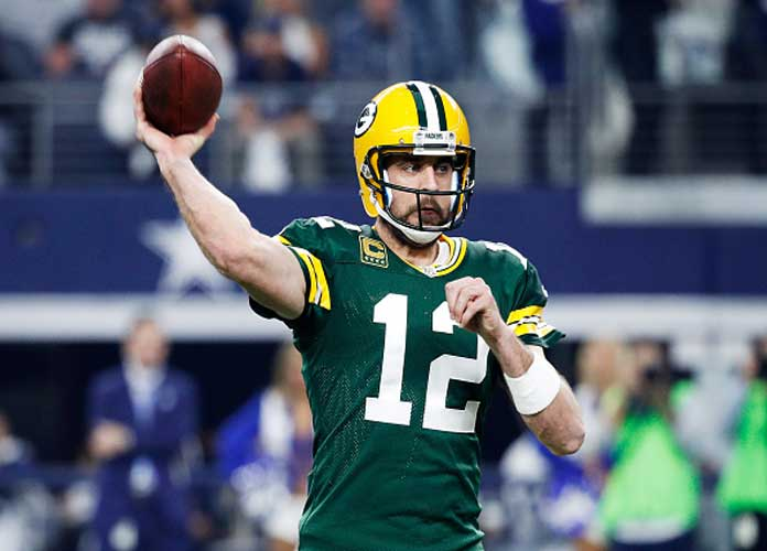 Aaron Rodgers Says On Instagram He's Cleared To Return To Packers [PHOTO]
