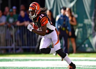 Bengals CB Adam Jones Charged With Assault, Disorderly Conduct, Felony Harassment