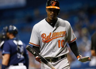 Orioles CF Adam Jones On No Kaepernick-Style Protest In MLB: 'Baseball Is A White Man's Sport'
