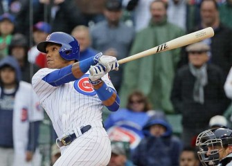 Watch: Addison Russell Smacks Three-Run Walk-off Homer In Cubs' 7-4 Win Vs Brewers