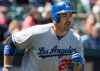 Mets Cut Adrian Gonzalez 5 Months After Deal, Call Up 1B Dominic Smith