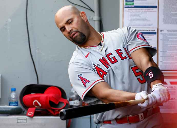 Los Angeles Angels Release 10-Time All-Star Albert Pujols