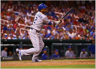 Alcides Escobar Doubles Home Whit Merrifield, Royals Beat Cardinals 3-2 In 12 Innings