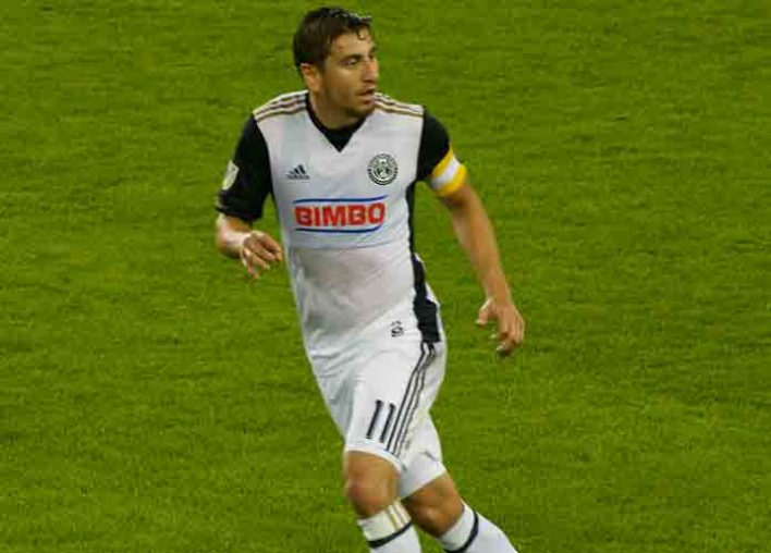 Philadelphia Union's Alejandro Bedoya Calls Out Congress On Gun Violence Inaction After Scoring Goal Vs. DC United [VIDEO]
