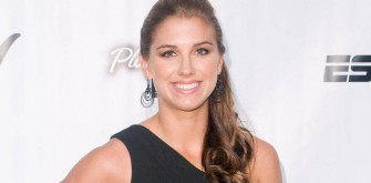 Alex Morgan, USA Soccer Star, Stresses The Importance Of Recovery To Her Workouts | EXCLUSIVE