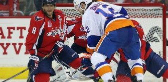 Washington Capitals Defeat New York Islanders In Thrilling Game Seven