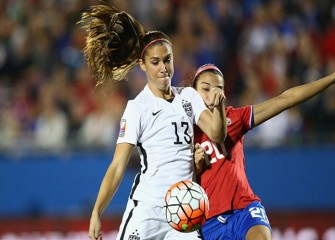 US Women's Soccer Stars File Federal Complaint Against US Soccer For Wage Discrimination