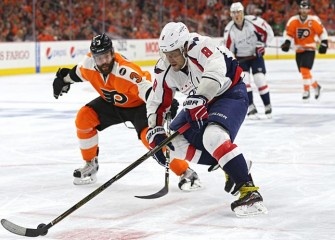 Capitals Eliminate Flyers, Advance To Eastern Conference Semifinals, With 1-0 Win In Game 6