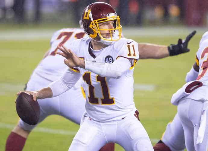 Washington Football Team Release QB Alex Smith