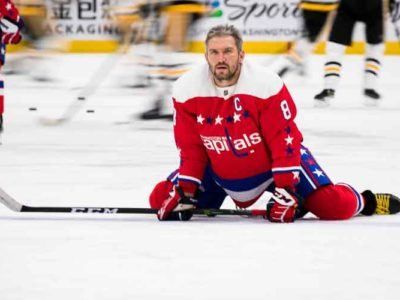 Alexander Ovechkin & Capitals Roar Past Kings In Final Minutes