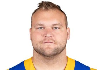 Los Angeles Rams Center Brian Allen First NFL Player To Test Positive For COVID-19
