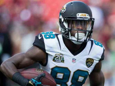 Cowboys Release Allen Hurns, Dolphins Sign Receiver To One-Year, $3 Million Deal
