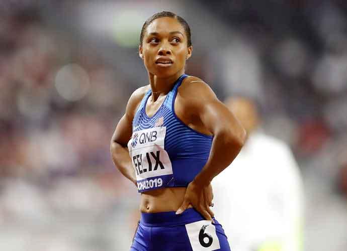 VIDEO: Allyson Felix Reveals How She Handled Olympics Delay, COVID-19 Vaccination