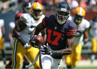 Bears WR Alshon Jeffery Suspended 4 Games By NFL For Violating Policy On PEDs