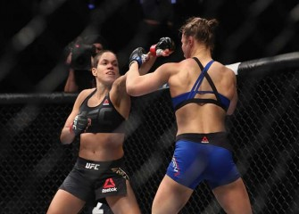Amanda Nunes Apologizes To Ronda Rousey For Diss After UFC 207