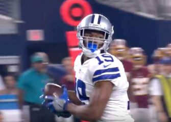 Amari Cooper Shines As Cowboys Beat Redskins 31-23 In Thanksgiving Day Matchup [VIDEO]
