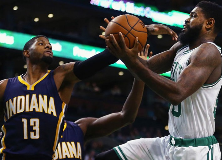 Boston Celtics Support Amir Johnson In Win Over Houston Rockets