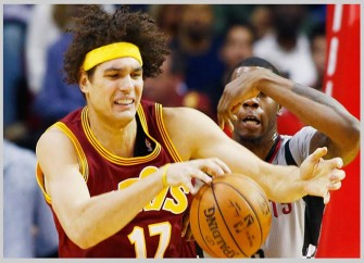 Anderson Varejao Signs With Golden State Warriors