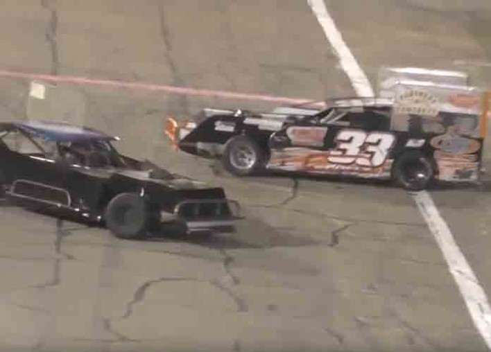 Watch: Drivers Get Tased, Arrested After Crash And Fight At Indiana's Anderson Speedway