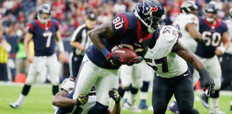 Tennessee Titans Sign Veteran WR Andre Johnson