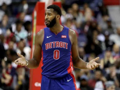 Andre Drummond's 26 Points Lift Pistons To Win Vs. Celtics