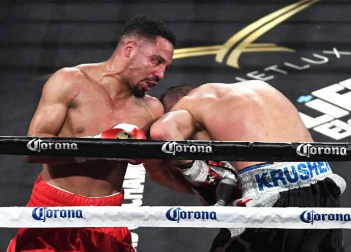 Light Heavyweight Champion Andre Ward, 33, Announces Retirement From Boxing