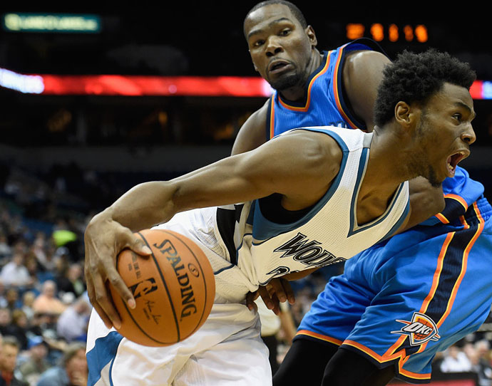 Andrew Wiggins Leads Minnesota Timberwolves To 100-95 Victory Over Philadelphia 76ers