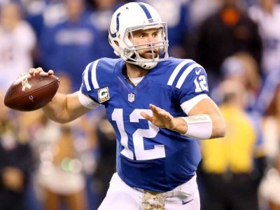 Is Andrew Luck The Comeback Player Of The Year?