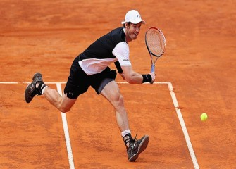 Andy Murray Rallies Back To Beat Radek Stepanek At French Open