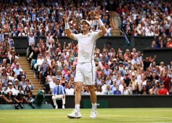 Andy Murray Wins Second Wimbledon Title, Serena Williams Ties Steffi Graf Record For 22 Grand Slams With Finals Win