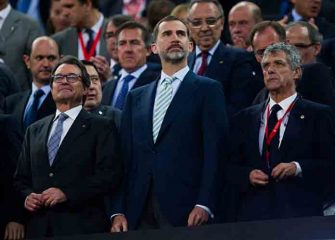 Spanish Soccer Federation Chief Angel Maria Villar Arrested In Fraud Probe