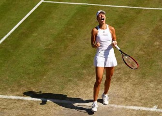 Wimbledon Day 8: Angelique Kerber Ousted, Andy Murray And Roger Federer Advance
