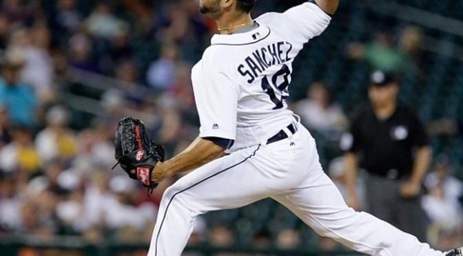 Tigers Beat Mariners 8-7 in 12 Innings