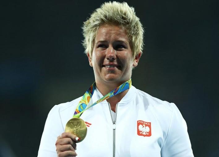 Poland's Anita Wlodarczyk Breaks Own World Record To Win Hammer Throw Olympic Gold