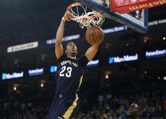 Pelicans' Anthony Davis Sprains Ankle, 116-104 Preseason Loss To Rockets, Could Be Out 10-15 Days