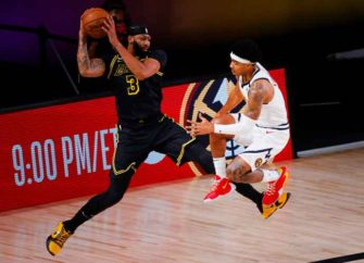 Lakers Go Up 3-1 On Nuggets After Anthony Davis & LeBron James Dominate