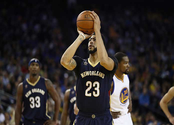 Anthony Davis Waives $4 Million From Contract To Help Lakers Clear More Cap Space