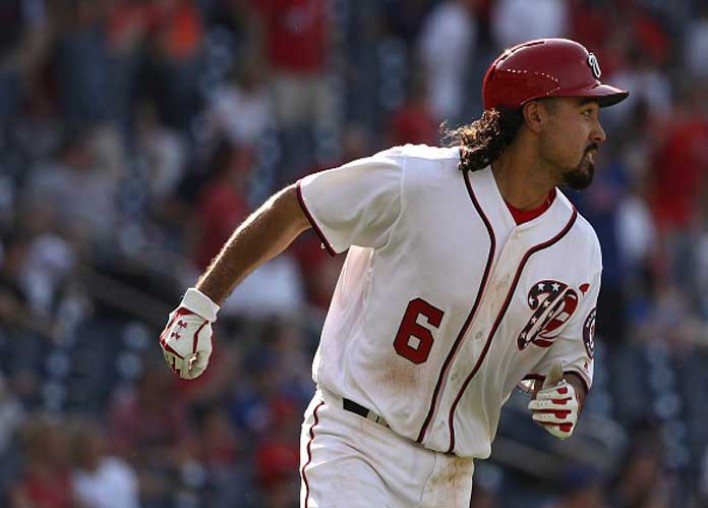 Watch: Anthony Rendon Shines, Bryce Harper Sets MLB Record In Nationals' 23-5 Rout Of Mets