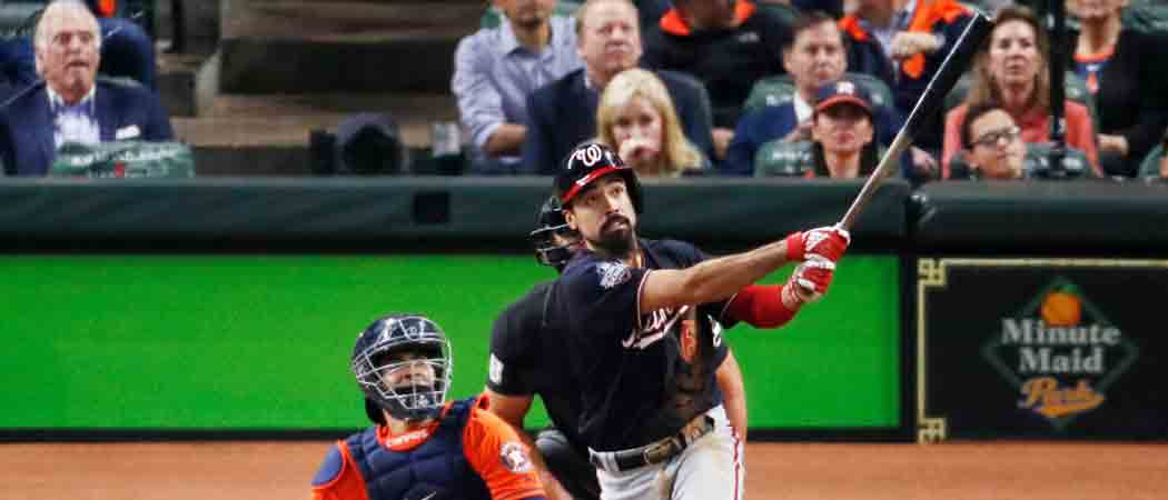 Angels Sign Anthony Rendon To $245 Million, Seven-Year Deal; Twitter Reacts